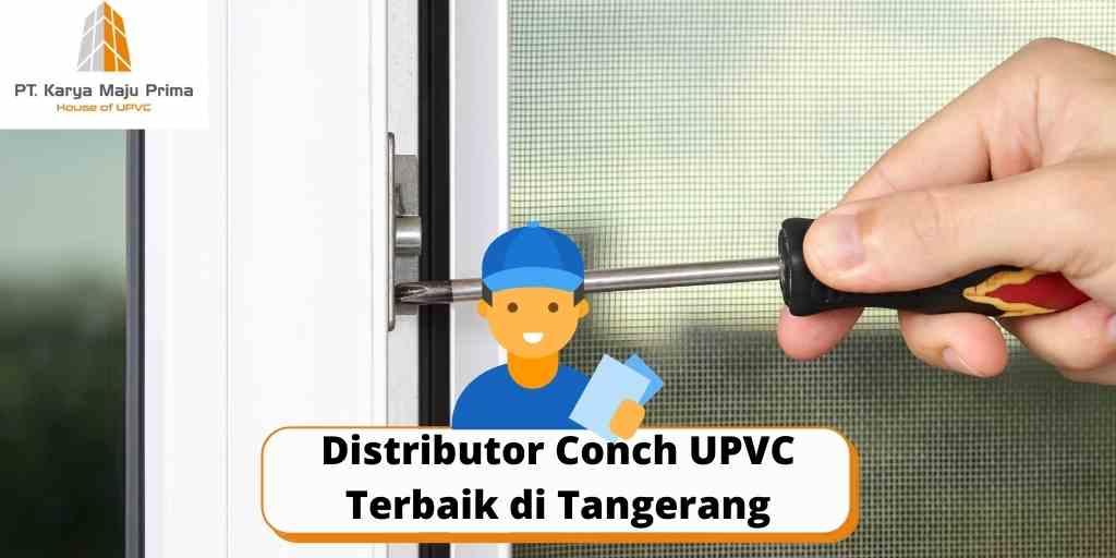 Distributor Conch UPVC terbaik di Tangerang